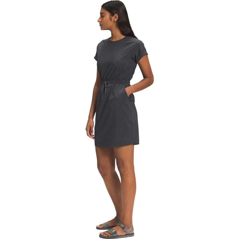 ザ ノースフェイス 有名な レディース ワンピース ドレス Asphalt Grey サイズ交換無料 Stop Wearing Never The ●手数料無料!! Dress North Face