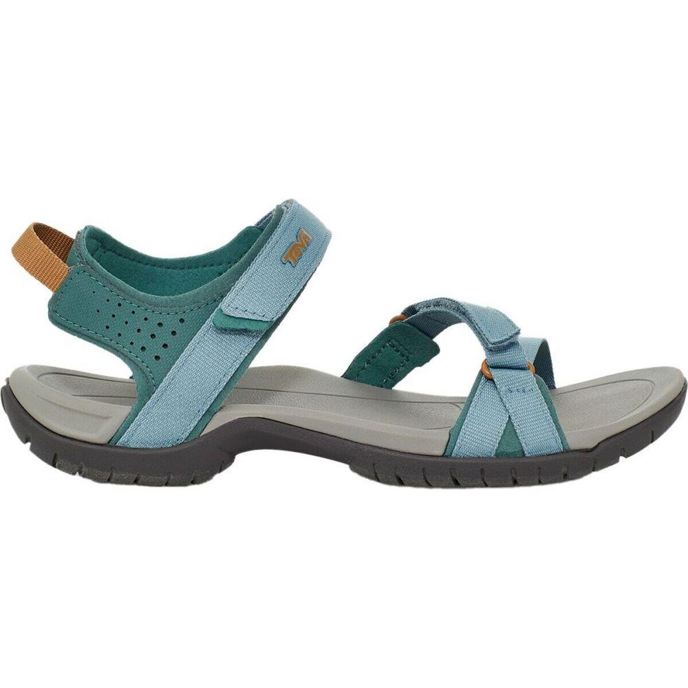 テバ レディース シューズ 出荷 靴 サンダル ミュール Verra サイズ交換無料 Arona 正規認証品!新規格 Sandal Teva Sagebrush