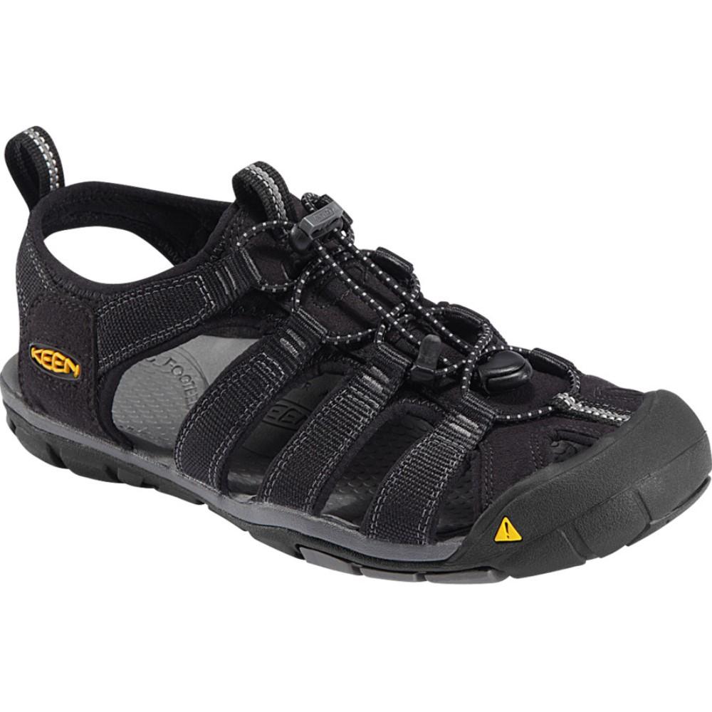 キーン KEEN メンズ メンズ シューズ・靴 キーン サンダル【Clearwater CNX シューズ・靴 Sandal】Black/Gargoyle, 【返品交換不可】:b4edc59f --- sunward.msk.ru