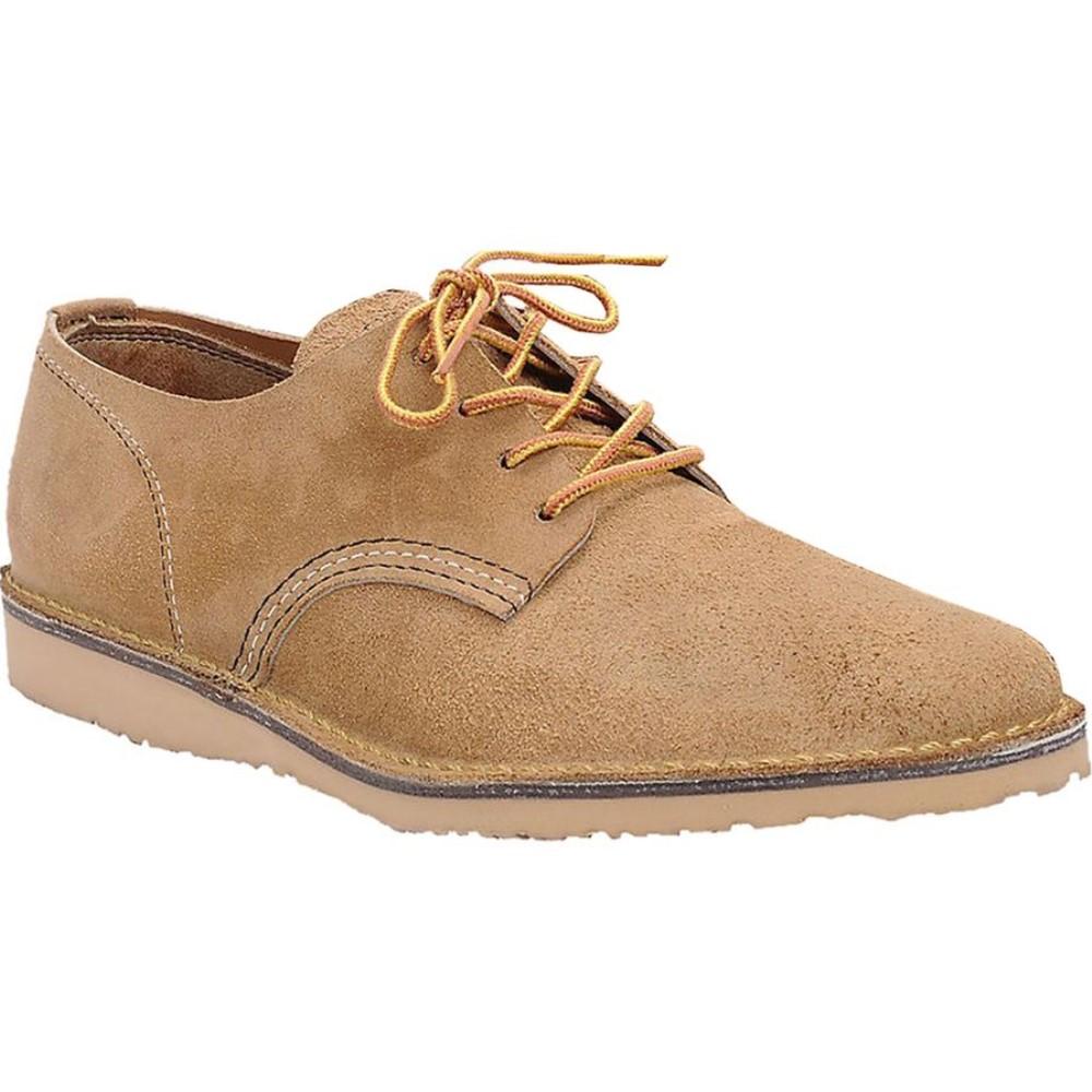 レッドウイング Red Wing Muleskinner Heritage メンズ シューズ・靴 シューズ・靴 ビジネスシューズ Oxford【Weekender Oxford Shoe】Hauthorne Muleskinner, Newbag Wakamatsu:b2165016 --- finfoundation.org