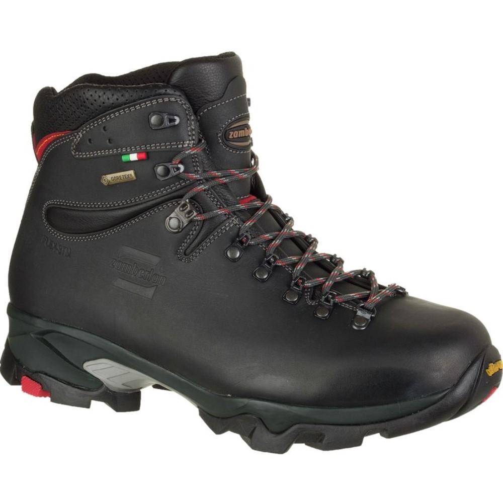 ザンバラン Zamberlan メンズ 登山 シューズ・靴【Vioz GTX Backpacking Boot】Dark Grey/Red