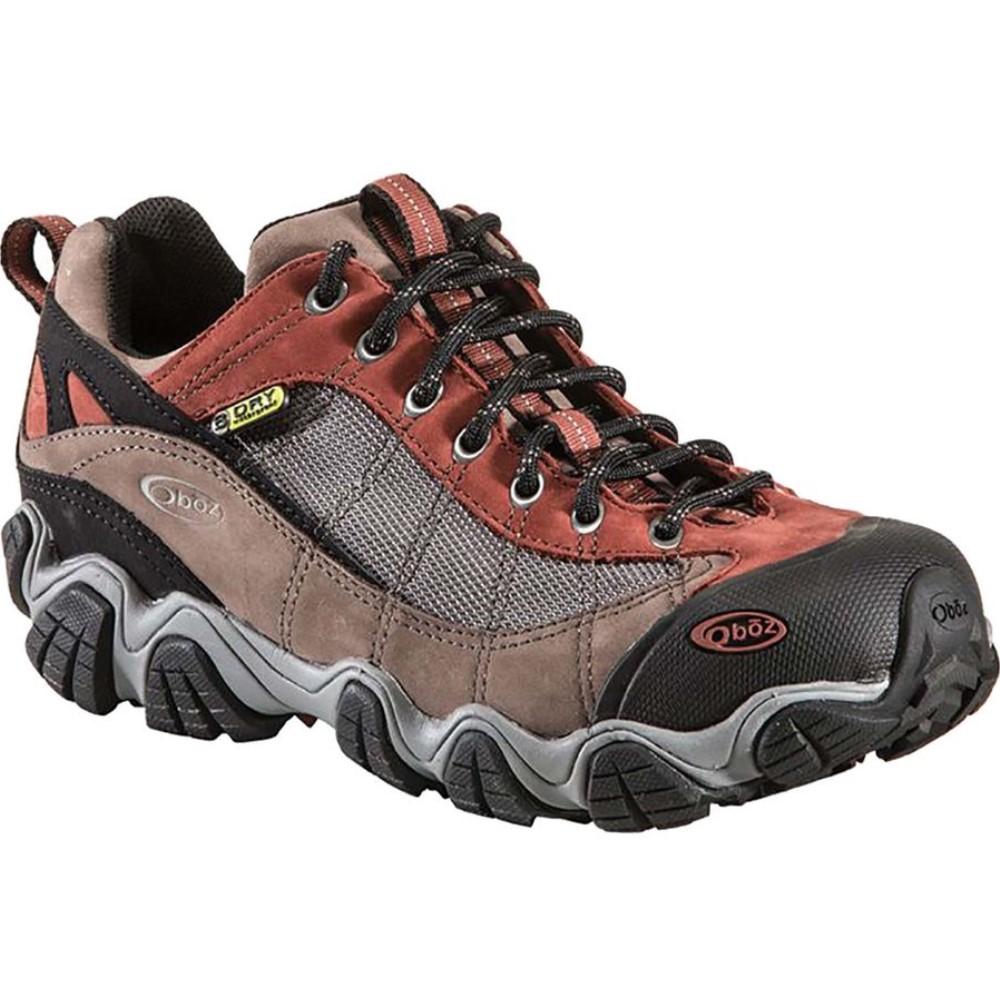 オボズ Oboz メンズ 登山 シューズ・靴【Firebrand II Hiking Shoe】Earth