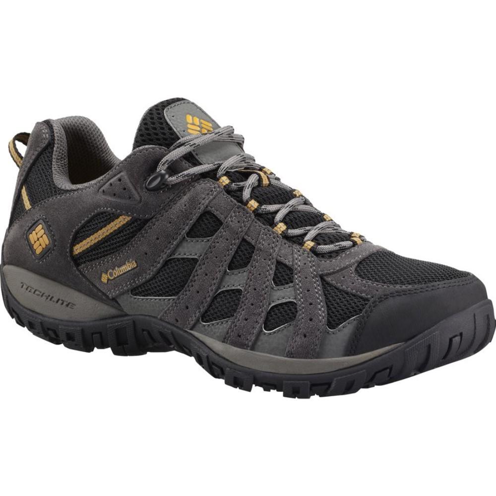 コロンビア Columbia メンズ 登山 シューズ・靴【Redmond Waterproof Hiking Shoe】Black/Squash