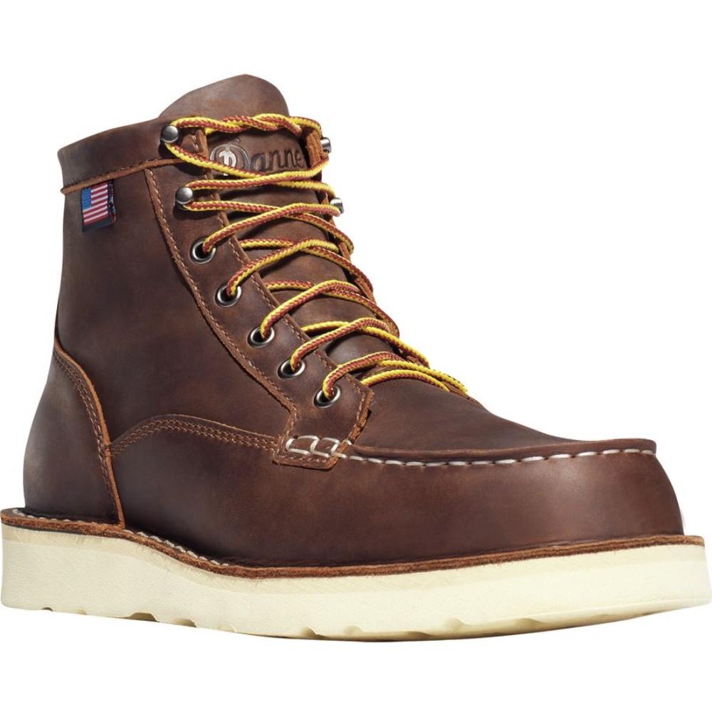 ダナー Danner メンズ シューズ・靴 ブーツ【Bull Run Moc Toe Boot】Brown