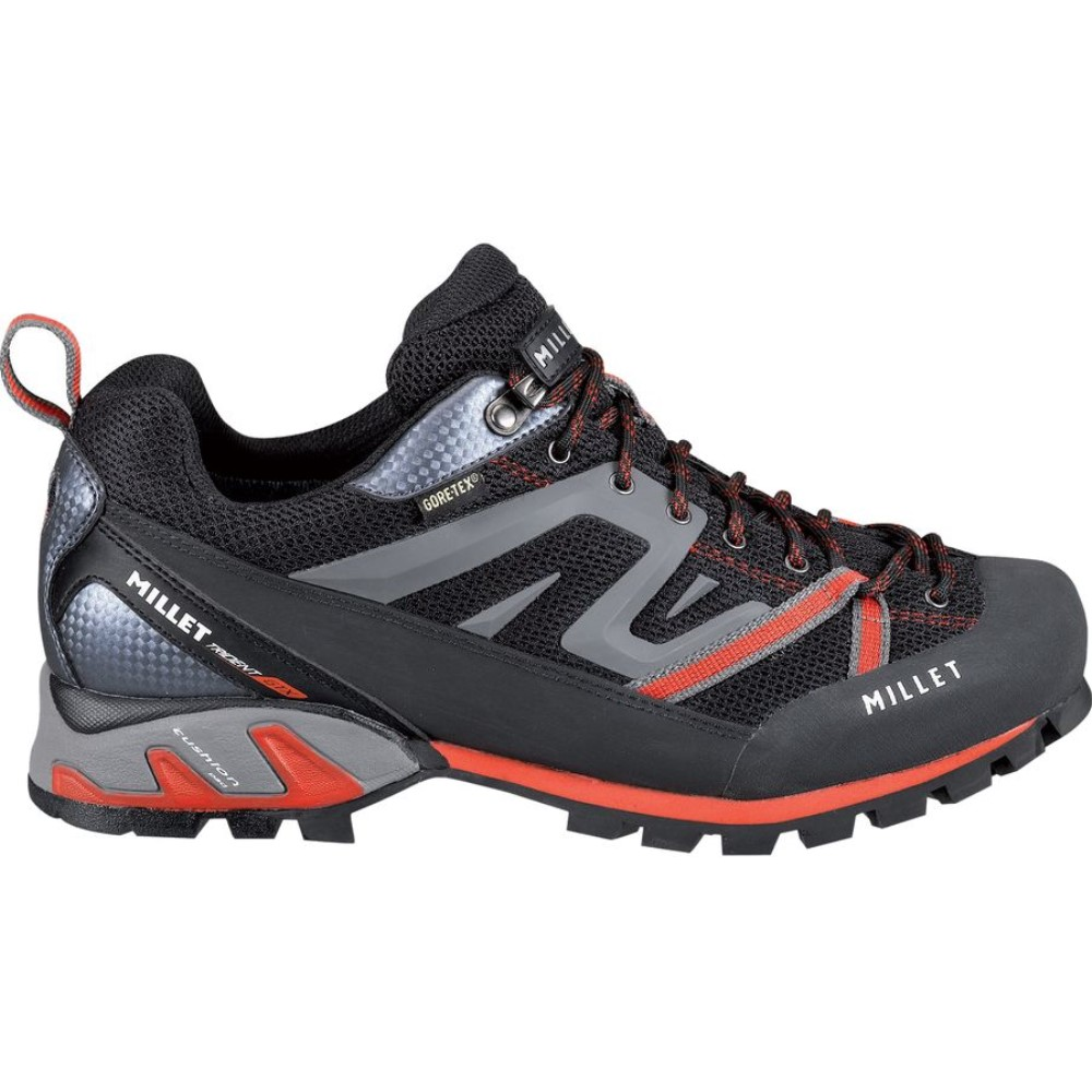 ミレー Millet メンズ 登山 シューズ・靴【Trident GTX Approach Shoe】Black/Noir