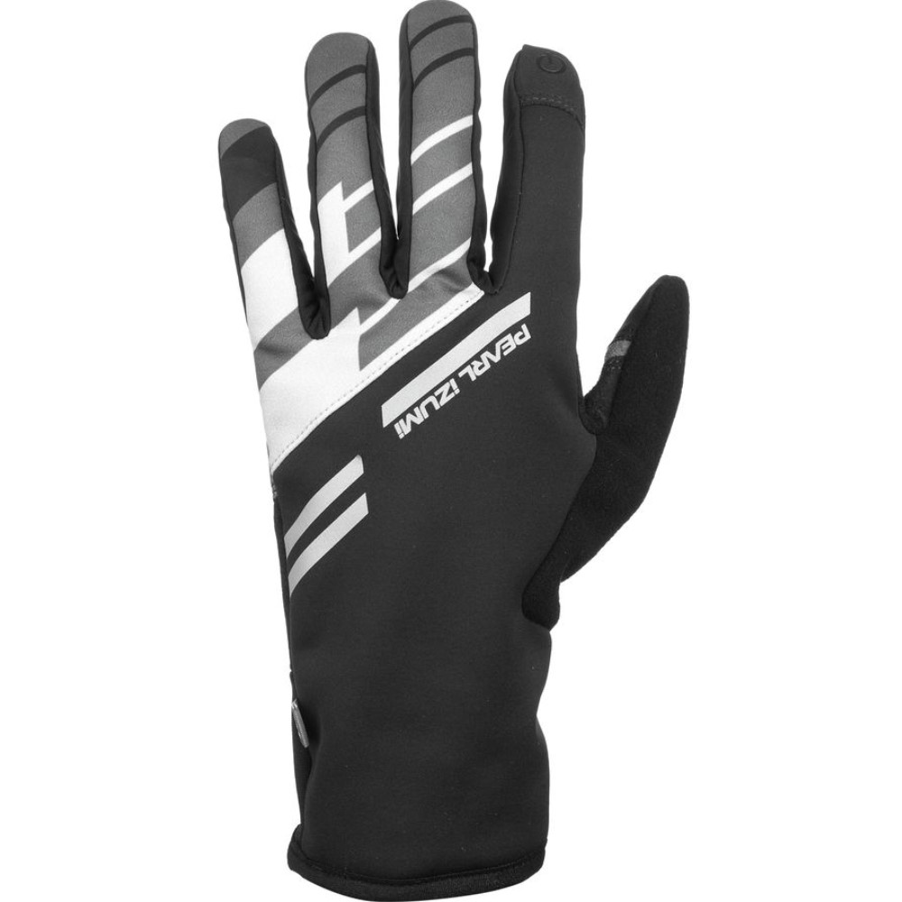 パールイズミ Pearl Izumi メンズ サイクリング グローブ【P.R.O. Softshell Lite Gloves】Black