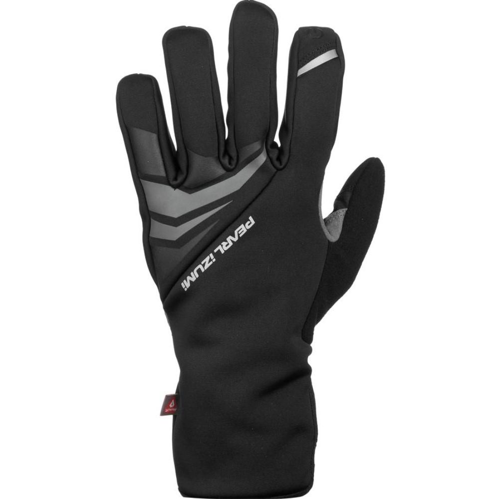 パールイズミ Pearl Izumi メンズ サイクリング グローブ【Elite Softshell Gel Glove】Black