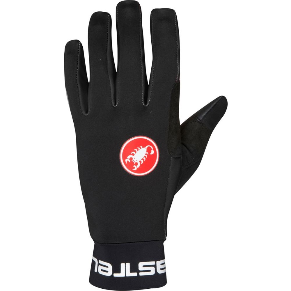 カステリ Castelli メンズ サイクリング グローブ【Scalda Glove】Black