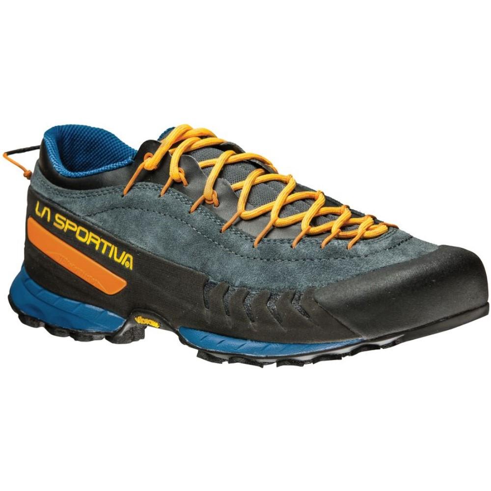 ラスポルティバ La Sportiva メンズ 登山 シューズ・靴【TX4 Approach Shoe】Blue/Papaya