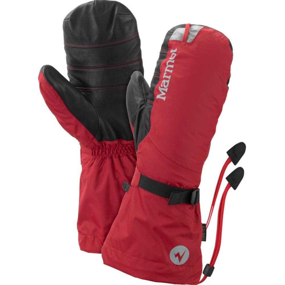 マーモット Marmot メンズ アクセサリー 手袋【8000 Meter Mitten】Team Red