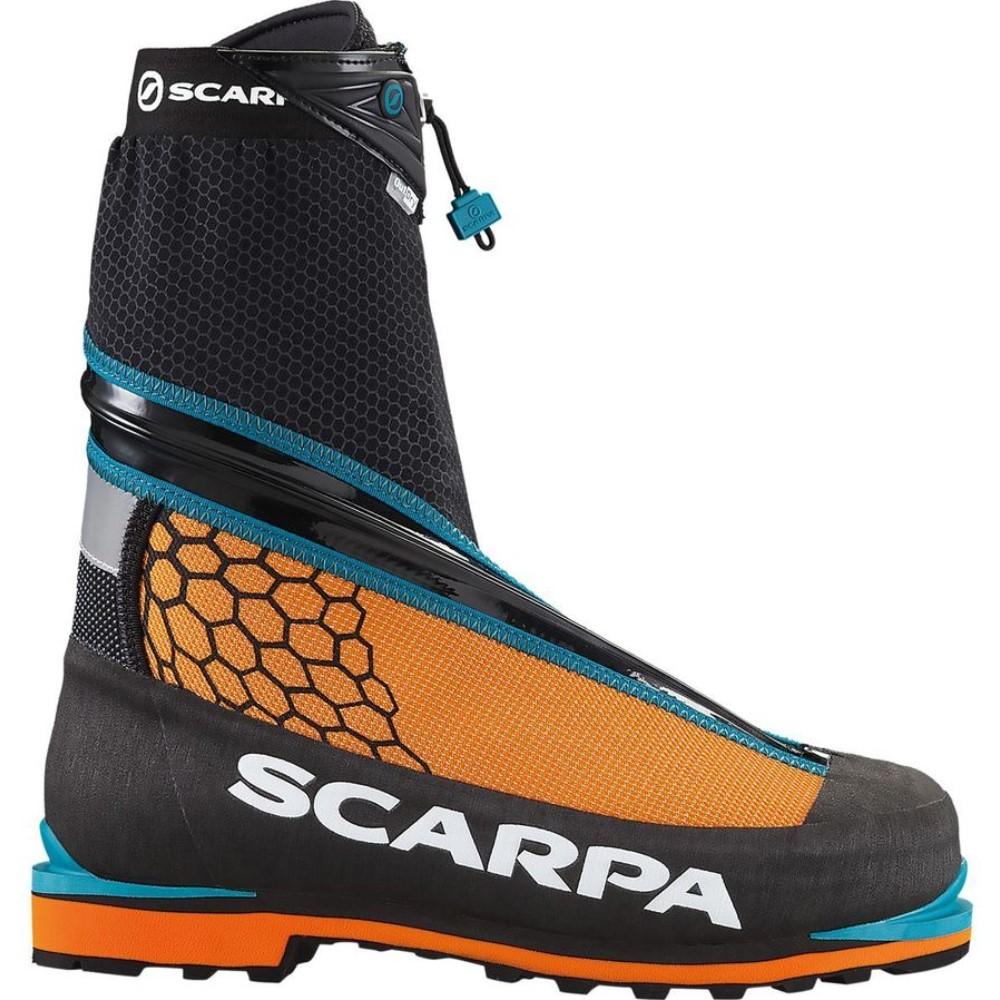 スカルパ Scarpa メンズ 登山 シューズ・靴【Phantom Tech Mountaineering Boot】Black/Orange