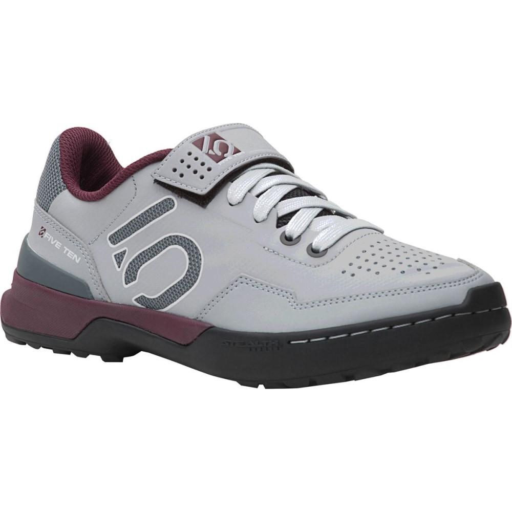ファイブテン Five Ten レディース 自転車 シューズ・靴【Kestrel Lace-Up Shoe】Maroon/Onix