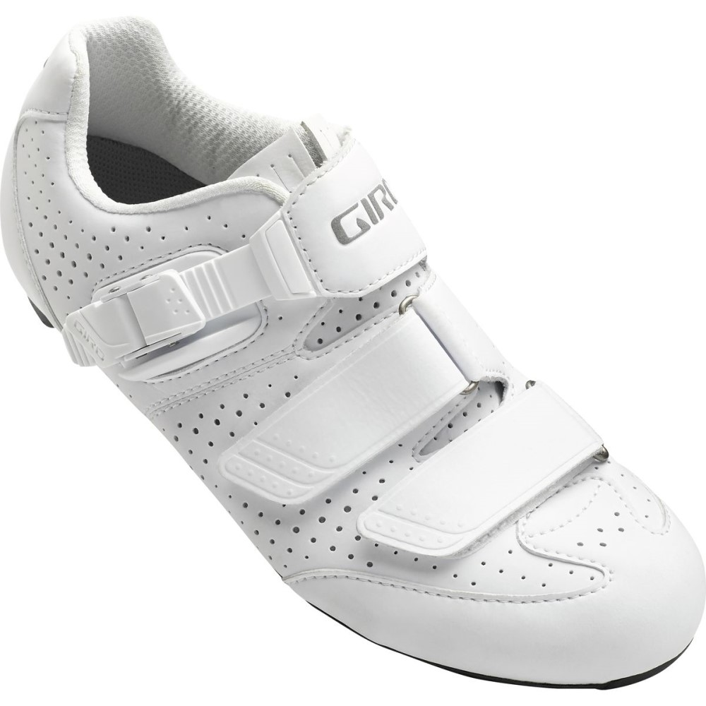 ジロ Giro レディース 自転車 シューズ・靴【Espada E70 Shoes】Matte White
