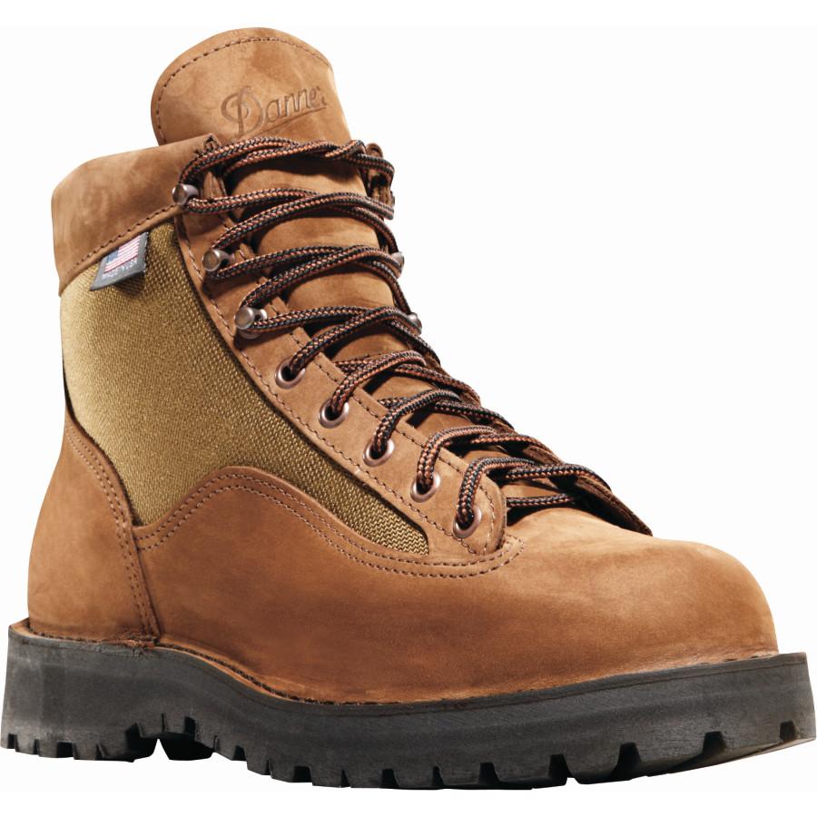 ダナー Danner メンズ ハイキング シューズ・靴【Light II GTX Hiking Boot】Brown