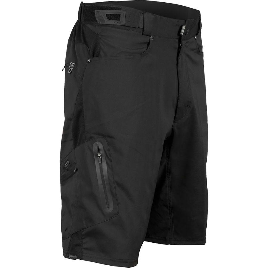 ゾイック ZOIC メンズ サイクリング ウェア【Ether Shorts】Black