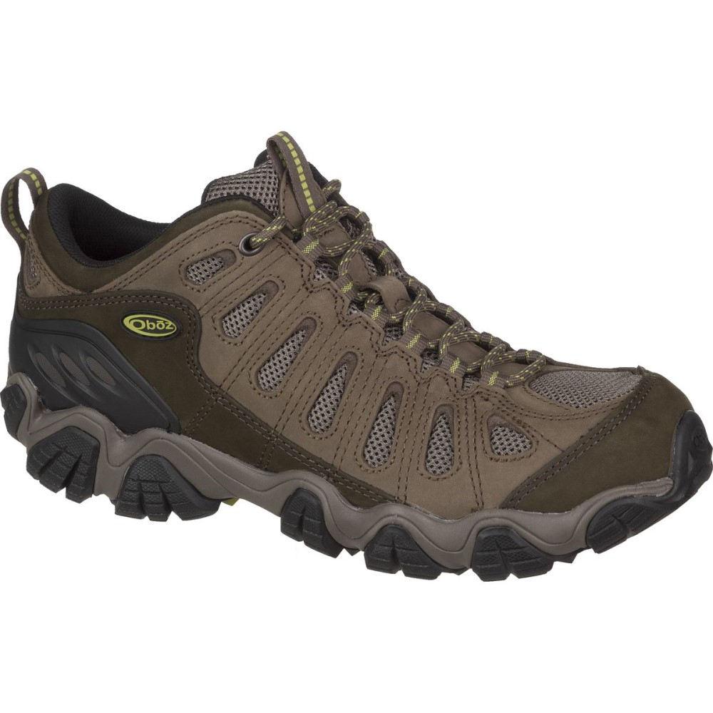 オボズ Oboz メンズ ハイキング シューズ・靴【Sawtooth Low Hiking Shoe】Umber
