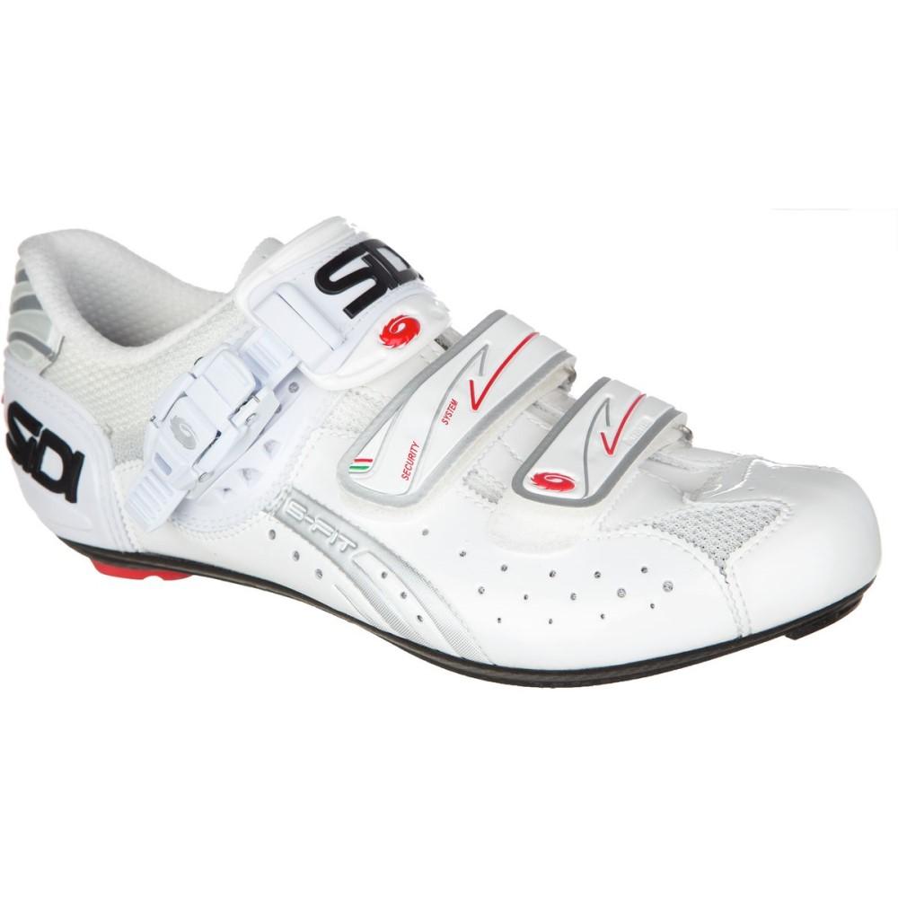 シディ Sidi レディース 自転車 シューズ・靴【Genius 7 Carbon Shoe】White
