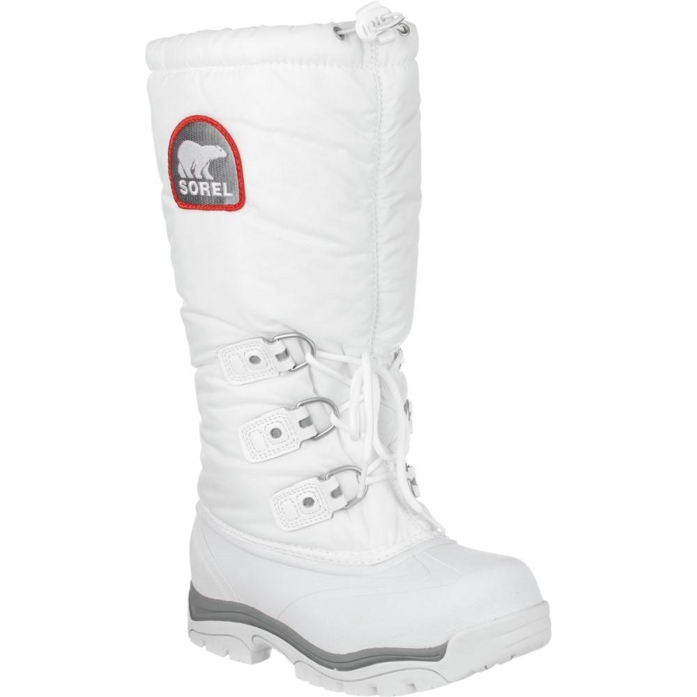 ラウンド  ソレル Sorel レディース スノー シューズ Sorel・靴【Snowlion スノー XT Boot ソレル】White/Red Quartz, シルバーアクセサリー0001PPP:7994ee59 --- konecti.dominiotemporario.com