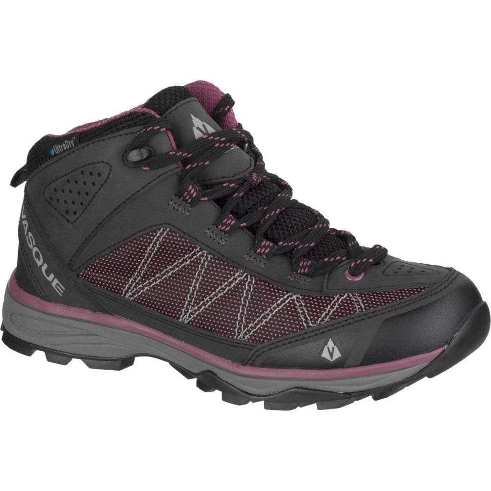 バスク Vasque レディース ハイキング シューズ・靴【Monolith UltraDry Hiking Boot】Black/Damson