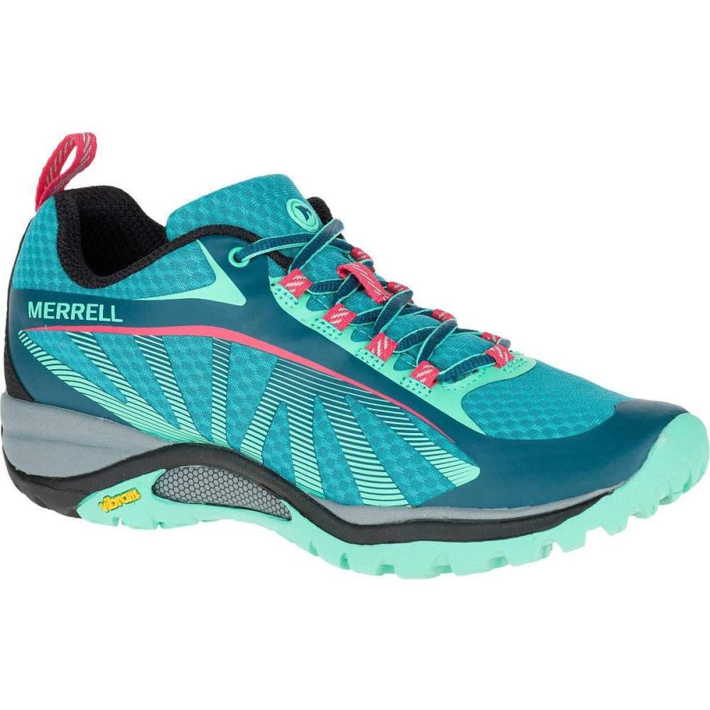 おすすめネット メレル ハイキング Merrell Edge レディース ハイキング シューズ・靴 Shoe】Blue【Siren Edge Hiking Shoe】Blue, 八女郡:b3daffff --- zemaite.lt