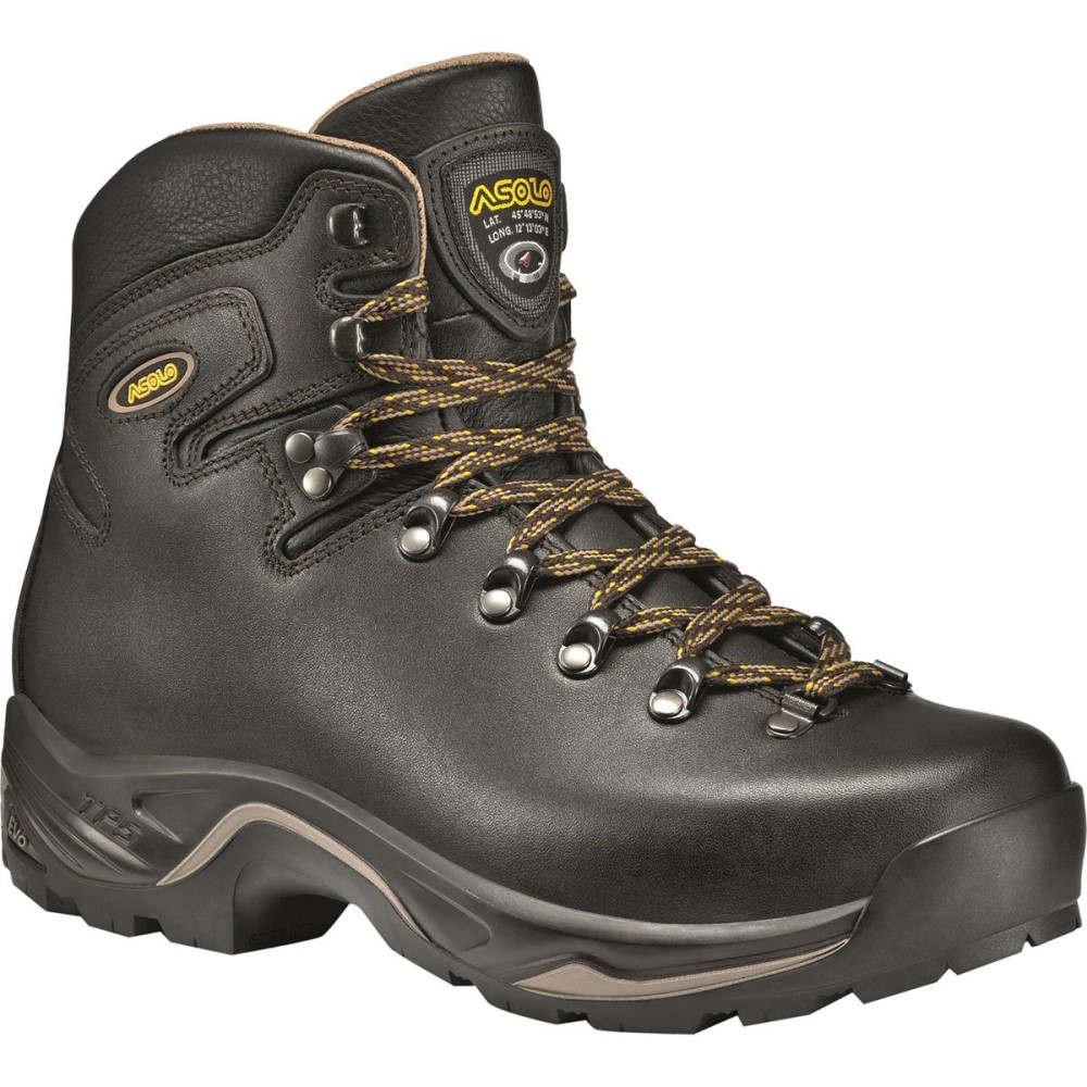 アゾロ Asolo メンズ ハイキング シューズ・靴【TPS 535 Lth V Evo Backpacking Boot】Brown