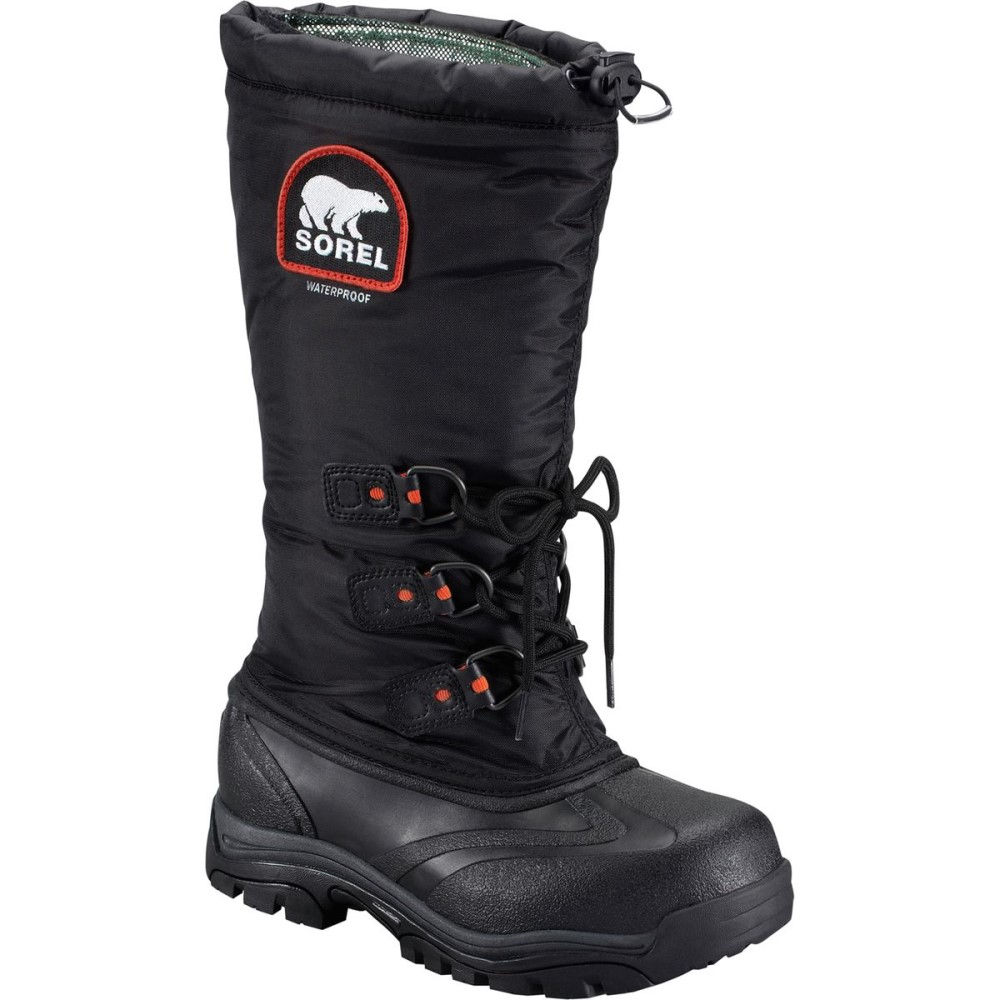 ソレル Sorel レディース スノー シューズ・靴【Snowlion XT Boot】Black