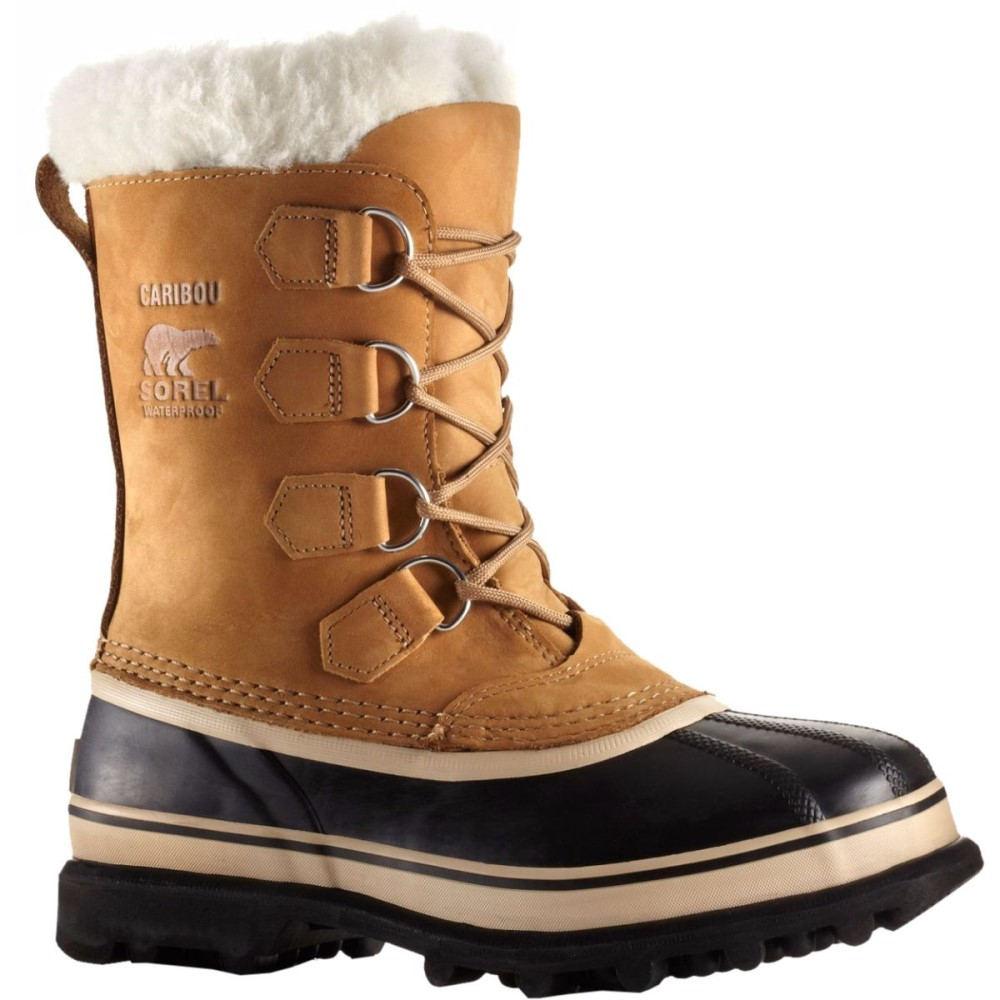 ソレル Sorel レディース スノー シューズ・靴【Caribou Boot】Buff
