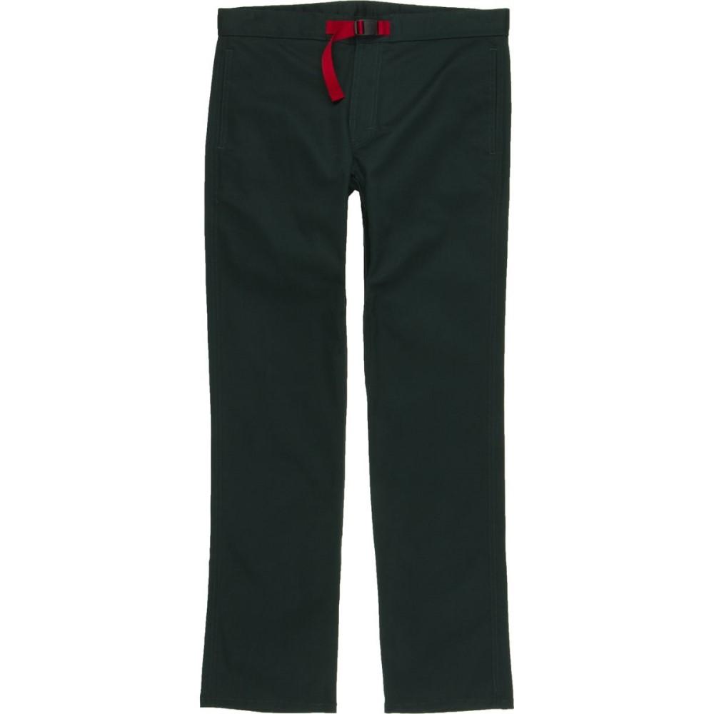トポ・デザイン Topo Designs メンズ クライミング ウェア【Climb Pant】Forest