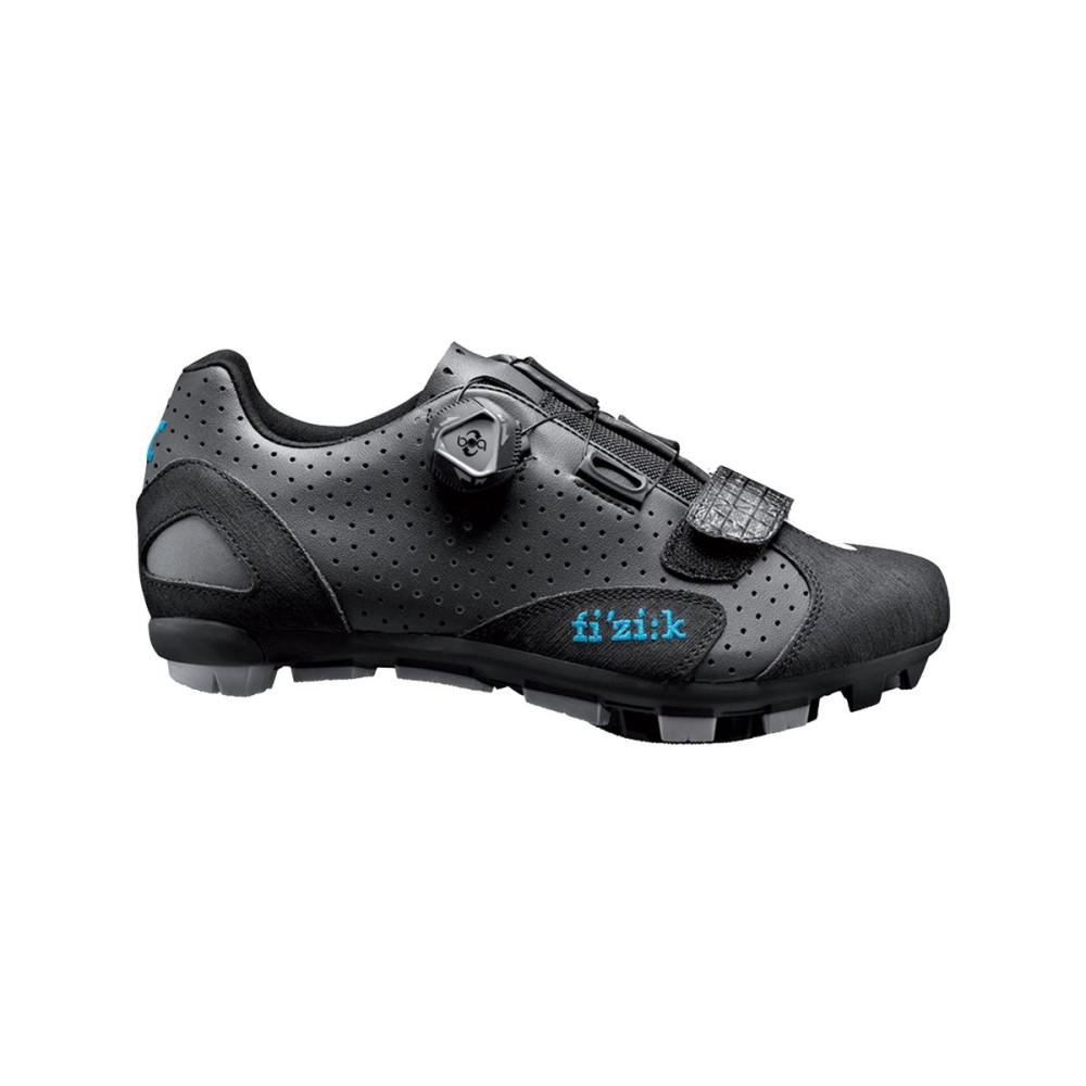 フィジーク Fi'zi:k レディース 自転車 シューズ・靴【M5B Donna Boa Shoe】Anthracite/White