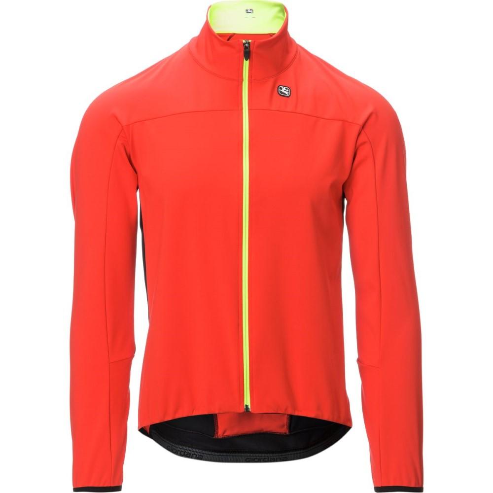 ジョルダーノ Giordana メンズ サイクリング ウェア【Fusion Winter Jacket】Red/Yellow