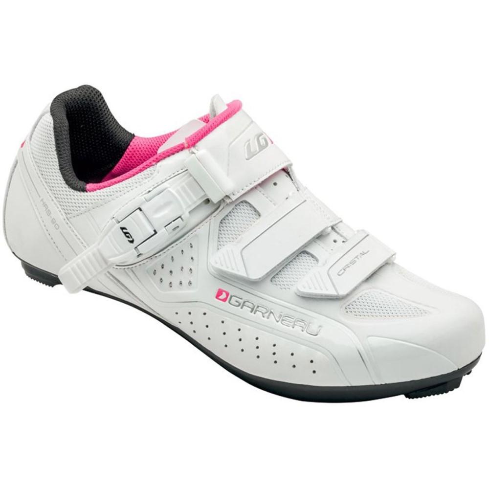 イルスガーナー Louis Garneau レディース 自転車 シューズ・靴【Cristal Shoe】White