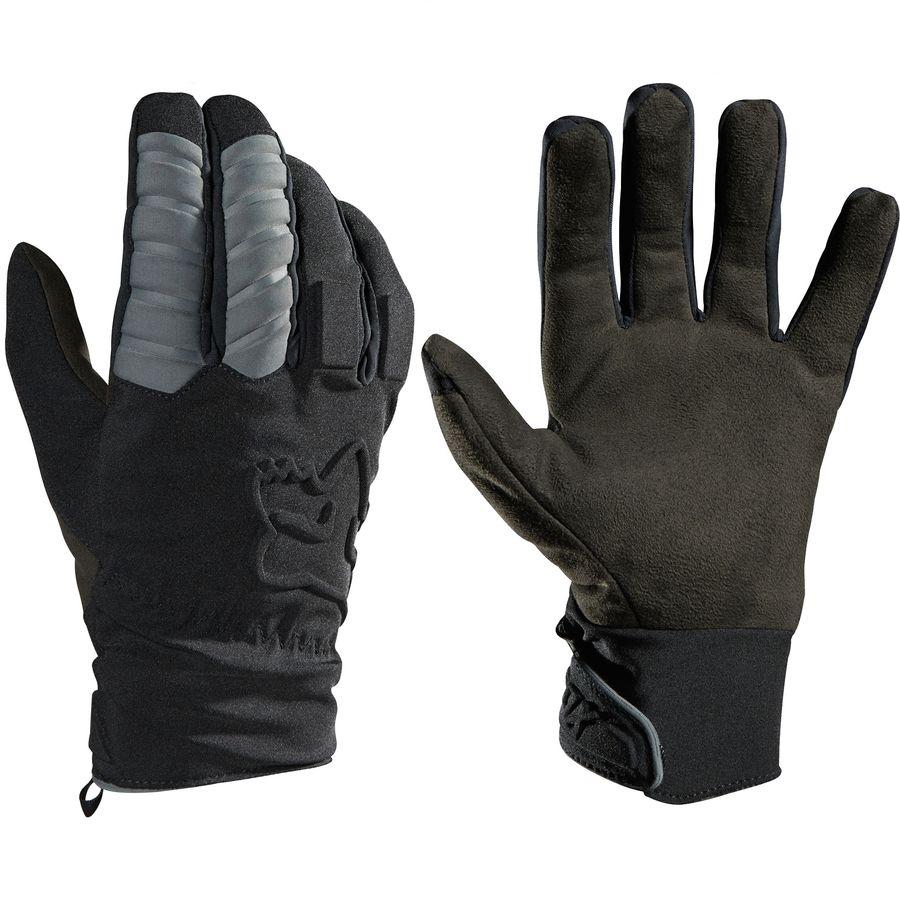 フォックス レーシング Fox Racing メンズ サイクリング グローブ【Forge CW Gloves】Black