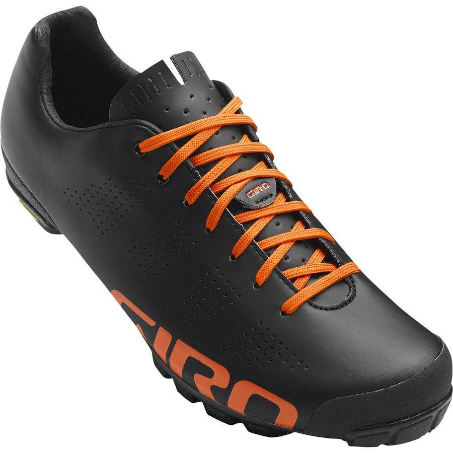 ジロ Giro メンズ サイクリング シューズ・靴【Empire VR90 Shoes】Black/Glowing Red