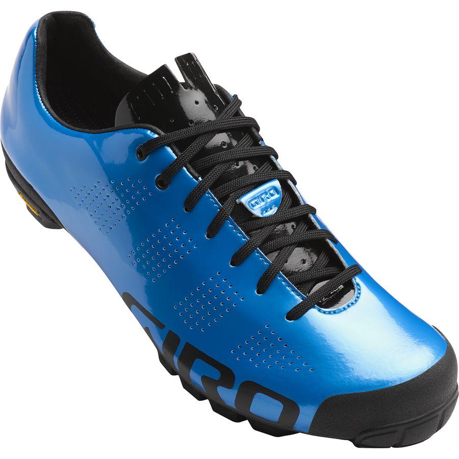 ジロ Giro メンズ サイクリング シューズ・靴【Empire VR90 Shoes】Blue Jewel/Black