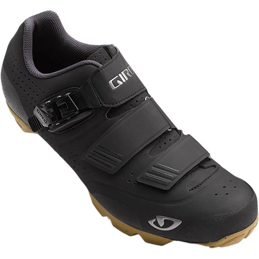 ジロ Giro メンズ サイクリング シューズ・靴【Privateer R HV Shoes】Black/Gum