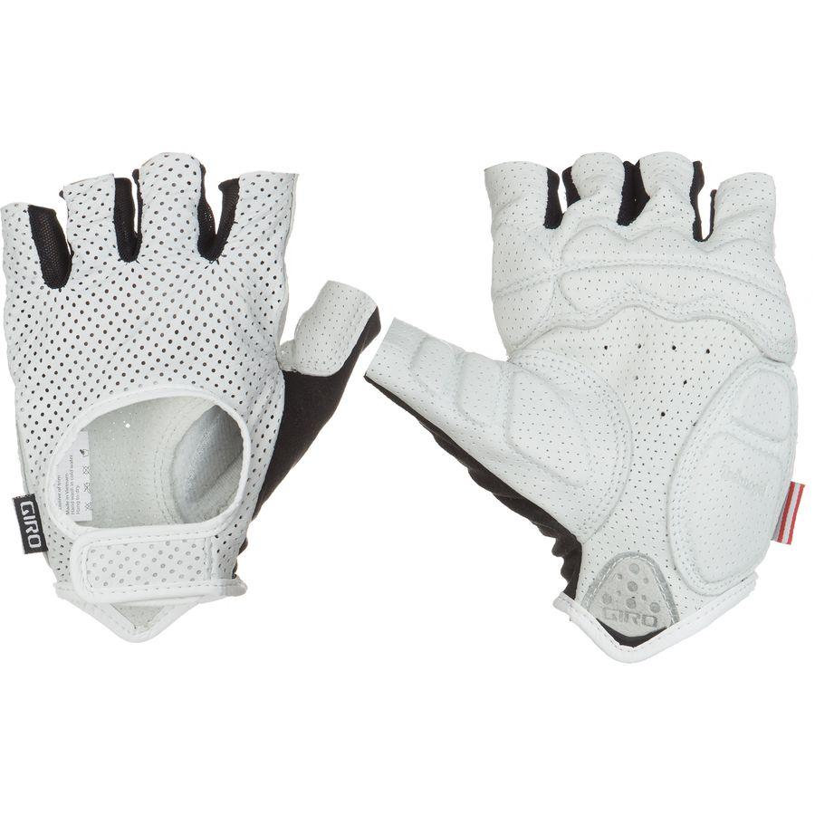 ジロ Giro メンズ サイクリング グローブ【LX Glove】White