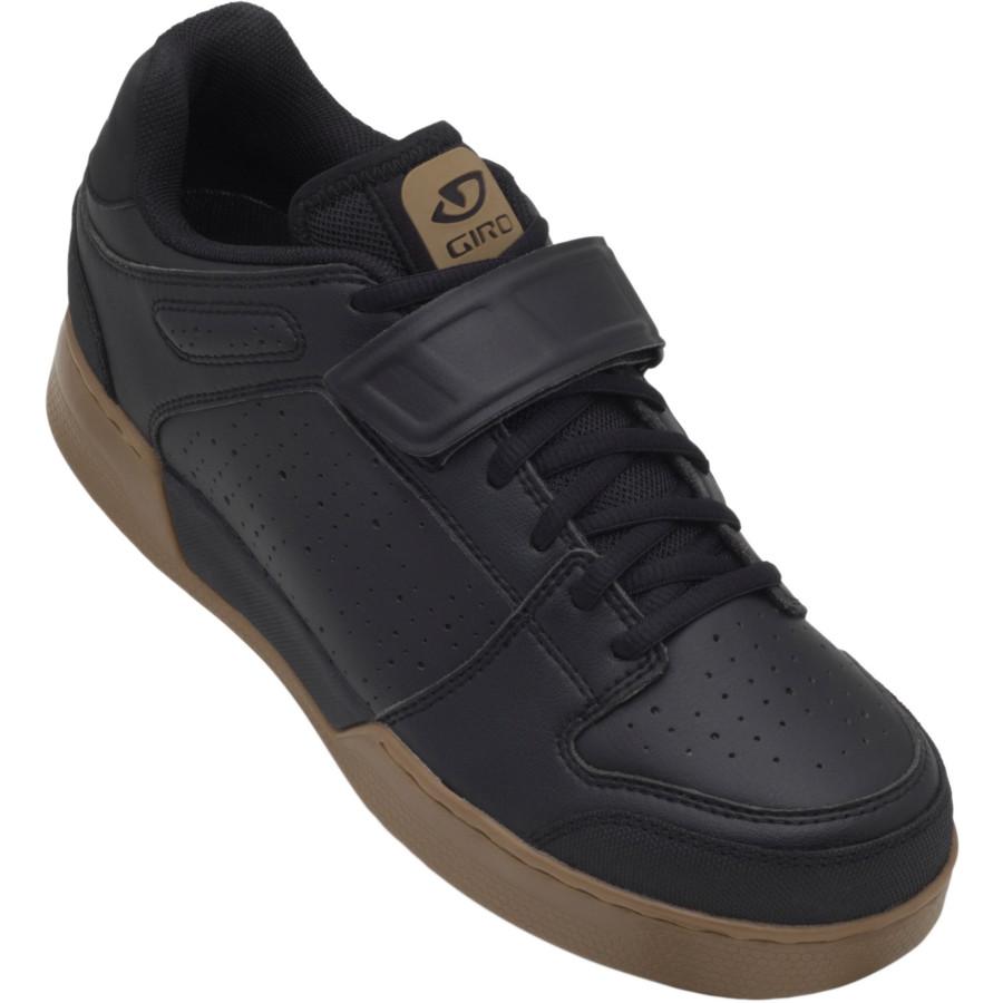 ジロ Giro メンズ サイクリング シューズ・靴【Chamber Shoe】Black/Gum