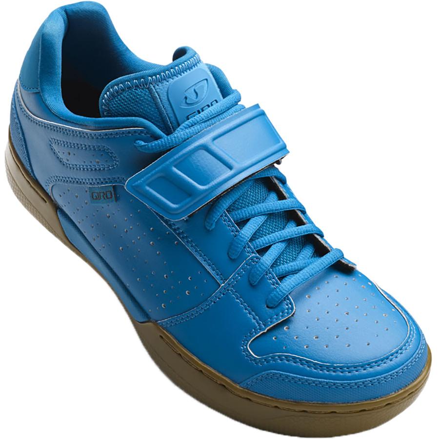 ジロ Giro メンズ サイクリング シューズ・靴【Chamber Shoe】Blue Jewel/Gum