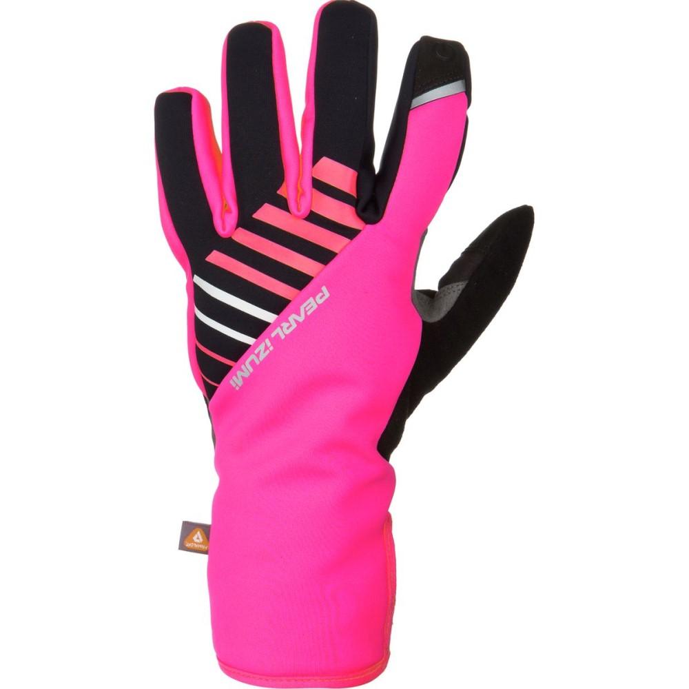 パールイズミ Pearl Izumi レディース サイクリング グローブ【Elite Softshell Gel Glove】Screaming Pink