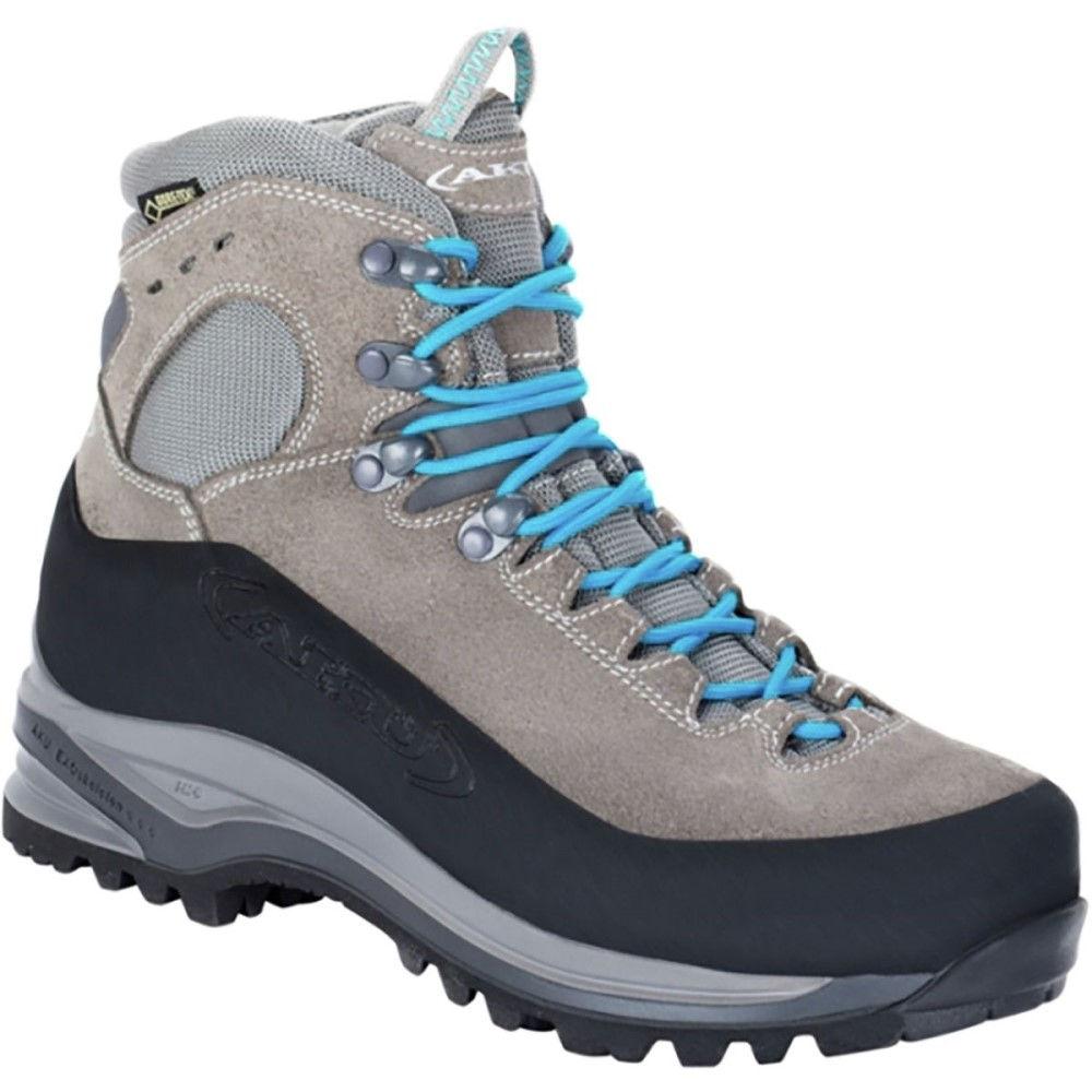 日本最大のブランド アク AKU レディース AKU ハイキング シューズ レディース・靴【Superalp GTX Grey/Turquoise Backpacking Boot】Light Grey/Turquoise, ノイント:7ad0c795 --- clftranspo.dominiotemporario.com