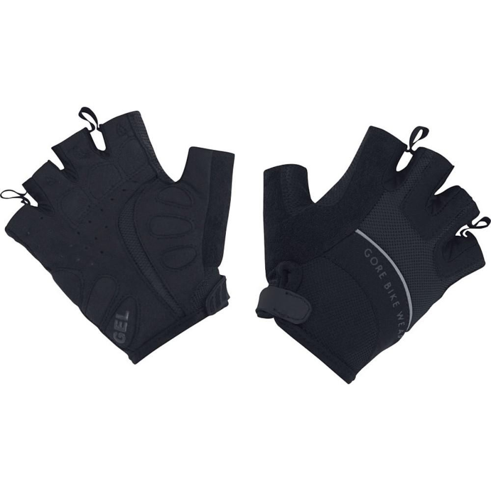ジロ Giro メンズ サイクリング グローブ【Strate Dure Supergel Gloves】Black/Highlight Yellow