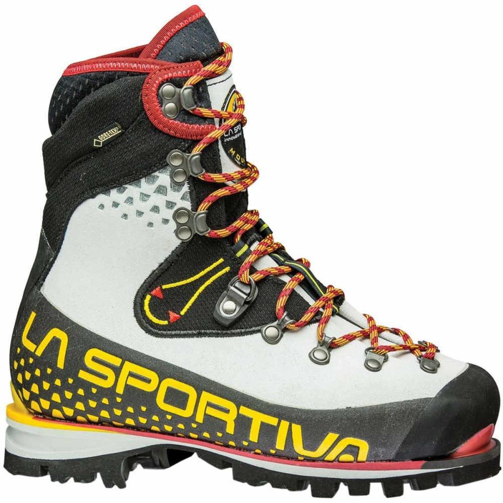 ラスポルティバ La Sportiva レディース ハイキング シューズ・靴【Nepal Cube GTX Mountaineering Boot】Ice