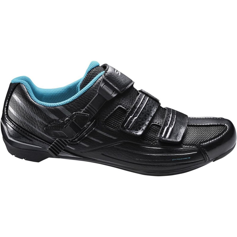 シマノ Shimano レディース 自転車 シューズ・靴【SH-RP300 Cycling Shoe】Black