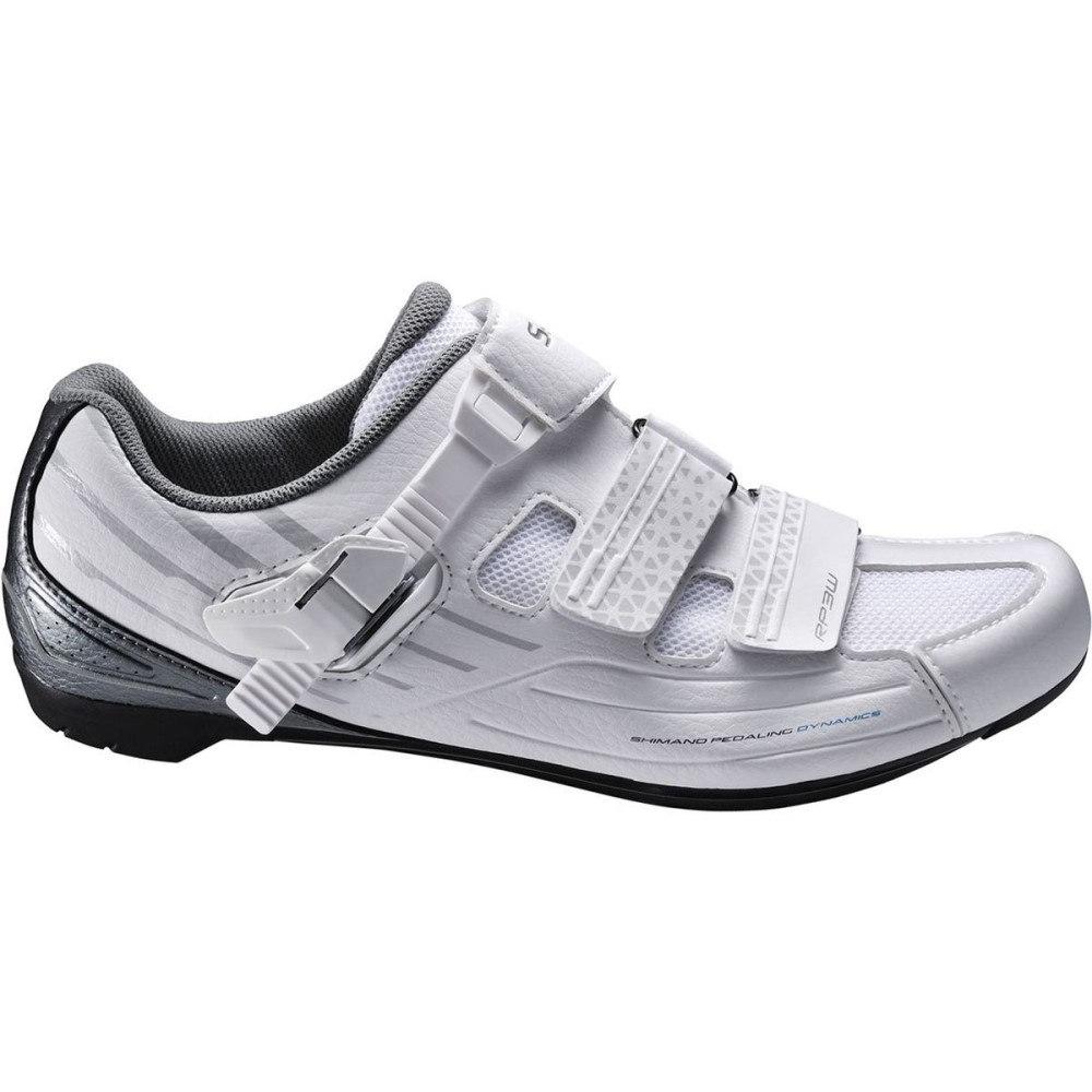 シマノ Shimano レディース 自転車 シューズ・靴【SH-RP300 Cycling Shoe】White
