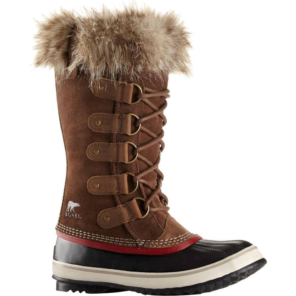 代引き手数料無料 ソレル Sorel レディース スノー レディース シューズ・靴【Joan Sorel スノー of Arctic Boot】Umber/Red Dahlia, OOTW:ecf58bd0 --- canoncity.azurewebsites.net