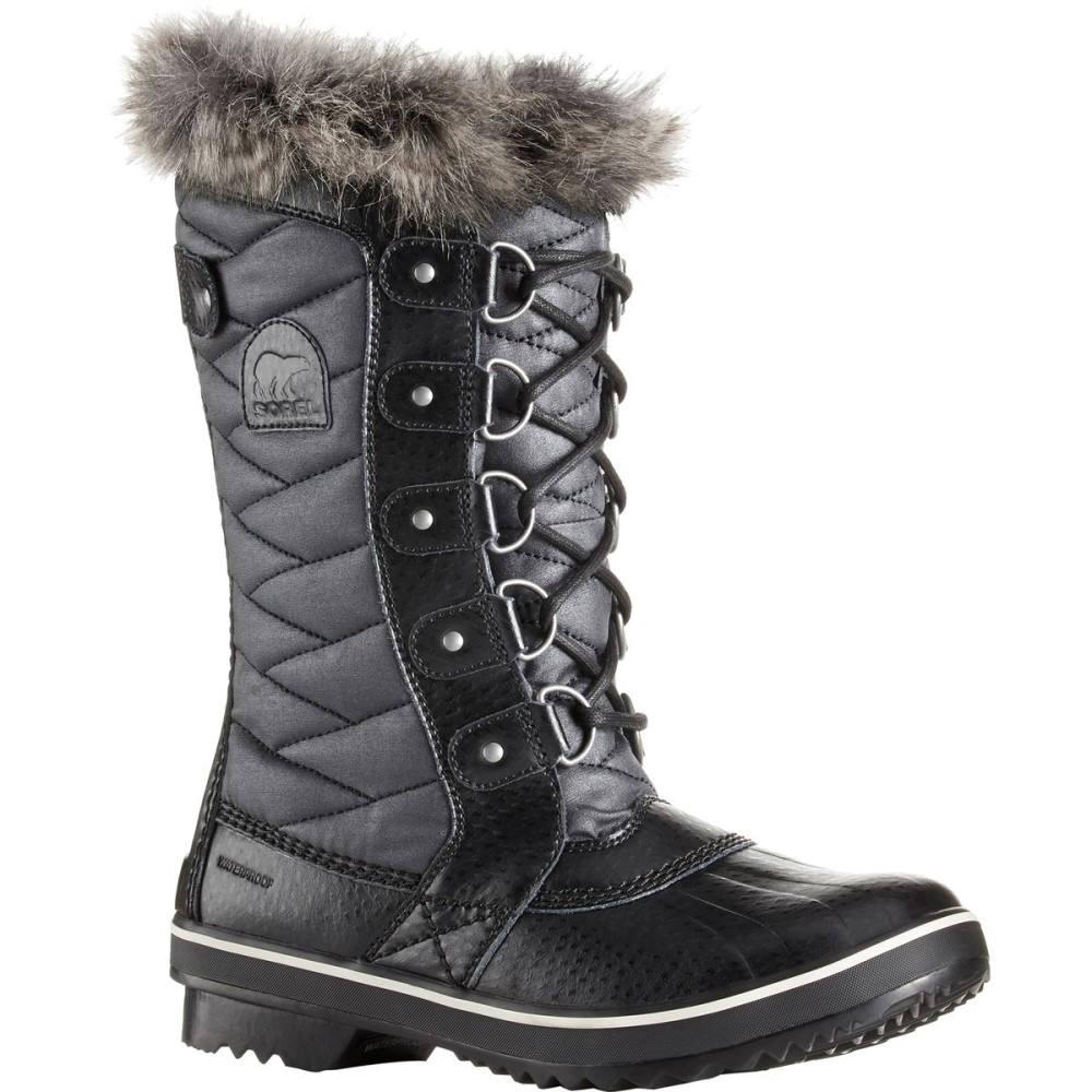 ソレル Sorel レディース スノー シューズ・靴【Tofino II Boot】Black/Stone