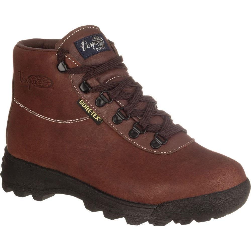 バスク Vasque レディース ハイキング シューズ・靴【Sundowner GTX Backpacking Boot】Red Oak