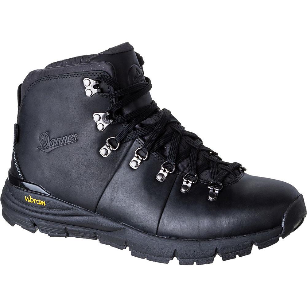 ダナー Danner メンズ ハイキング シューズ・靴【Mountain 600 Full Grain Leather Hiking Boot- Men's】Carbon Black