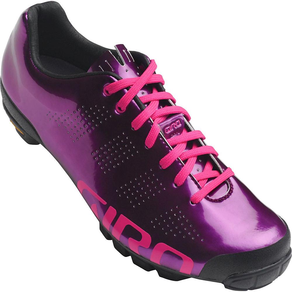 ジロ Giro レディース 自転車 シューズ・靴【Empire W VR90 Shoe】Berry/Bright Pink