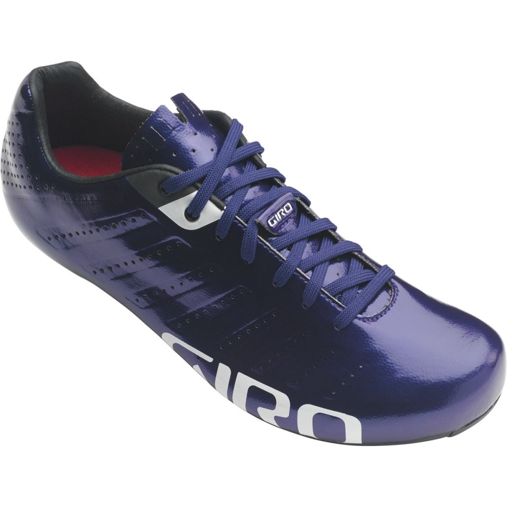 ジロ Giro メンズ サイクリング シューズ・靴【Empire SLX Shoes】Ultraviolet/White